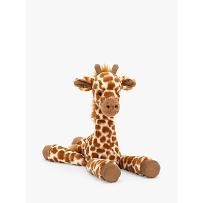 Jellycat Dillydally Giraffe Soft Toy, Medium