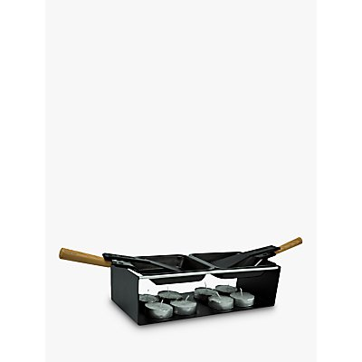 Paxton and Whitfield Cheese Raclette Set