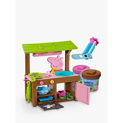 Peppa Pig Kitchen Dough Set