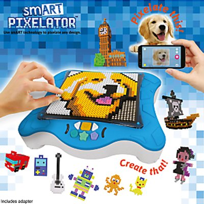 smART Sketcher Pixelator