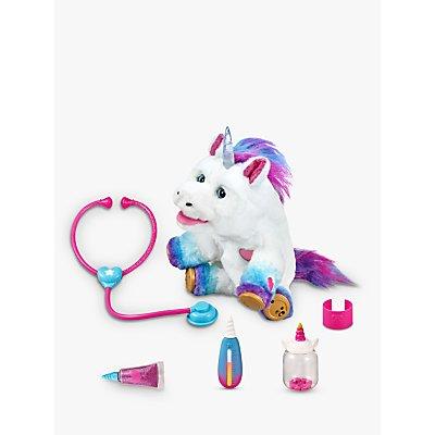 Little Live Pets Rainglow Unicorn Vet Kit