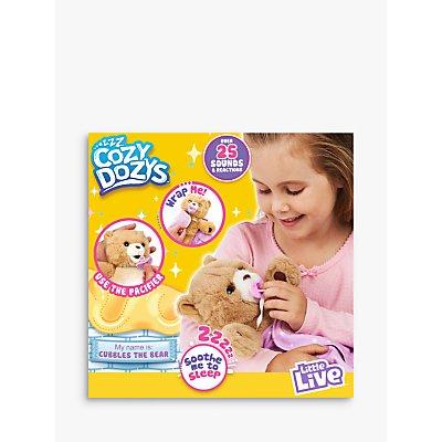 Little Live Pets Cozy Dozys Cubbles