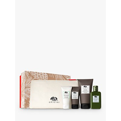 Origins Grooming Essentials For Men Skincare Gift Set