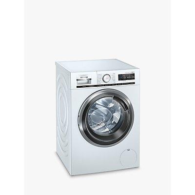Siemens iQ500 WM14VPH9GB Freestanding Washing Machine, 9kg, A+++ Energy Rating, White