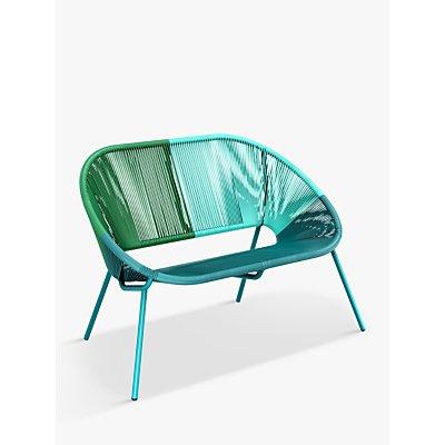 House by John Lewis Salsa 2-Seater Garden Sofa