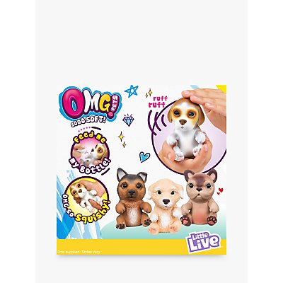 Little Live OMG Interactive Pets, Assorted