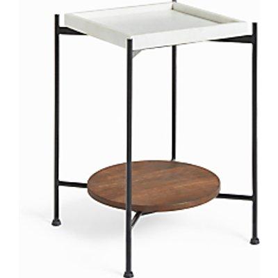 John Lewis & Partners + Swoon Rubin Side Table, Black