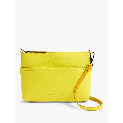 Kin East West Zip Top Cross Body Bag