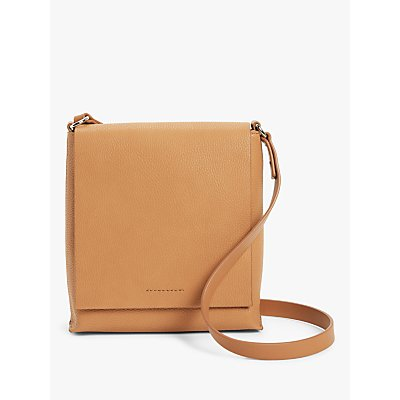 Kin North South Cross Body Bag, Camel