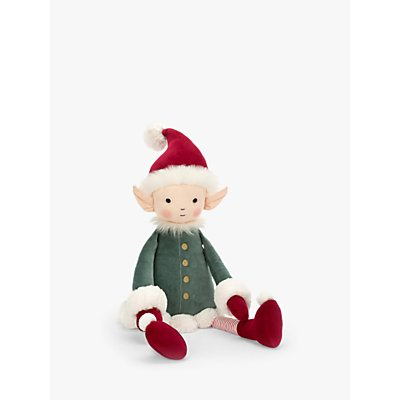 Jellycat Leffy Elf Soft Toy, Really Big