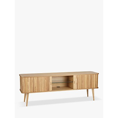 John Lewis & Partners Grayson Large TV Stand for TVs up to 70