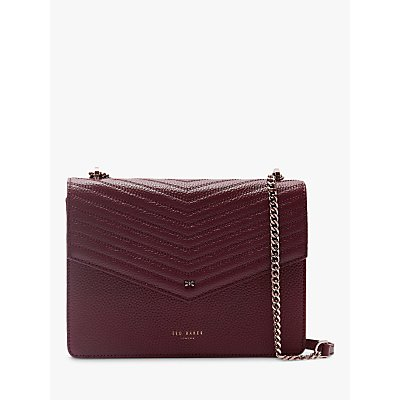 Ted Baker Kalila Leather Crossbody Bag