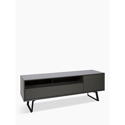 "Alphason Carbon 1600 TV Stand for TVs up to 70"", Grey"