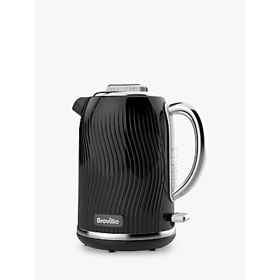 Breville Flow Collection 1.7L Jug Kettle, Black