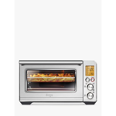 "Sage SOV860BSSthe Smart Ovenâ""¢ Air Fryer Worktop Oven, Stainless Steel"