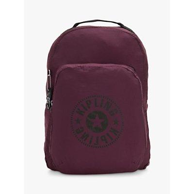 Kipling Seoul Packable Backpack - 5400879088690