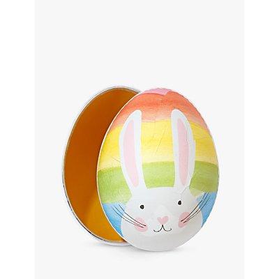 Talking Tables Rainbow Bunny Easter Egg Gift Box