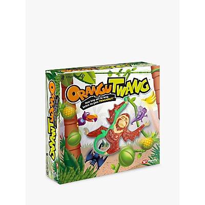 Orangutwang Board Game
