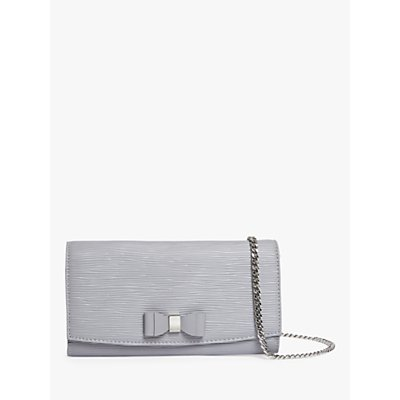 Ted Baker Zea Leather Matinee Clutch Bag