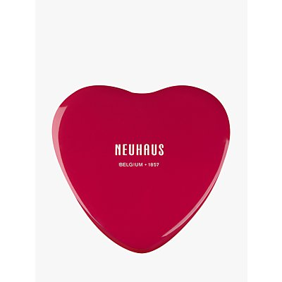 Neuhaus Red Heart Box Chocolates, 10 Pieces, 130g
