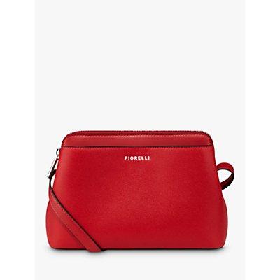 Fiorelli Bethnal Cross Body Bag, Red