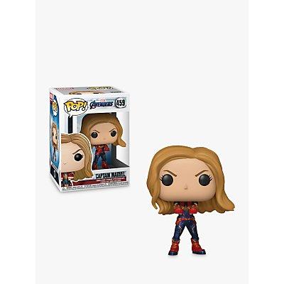 POP! Vinyl Marvel Avengers Endgame Captain Marvel