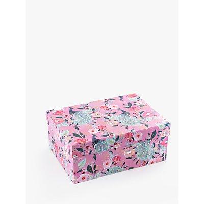 Louise Tiler Peacock Floral Gift Box
