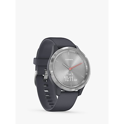 Garmin v  vomove 3S Smartwatch 39mm with Silicone Band - 0753759234249