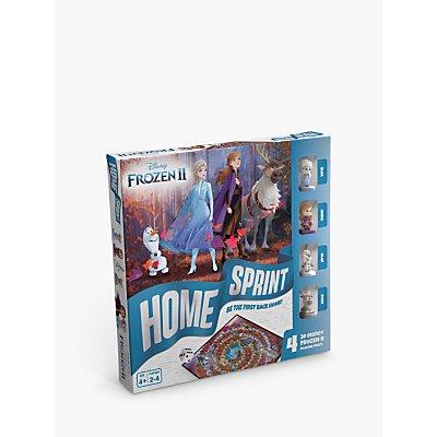 Disney Frozen II Home Sprint Board Game