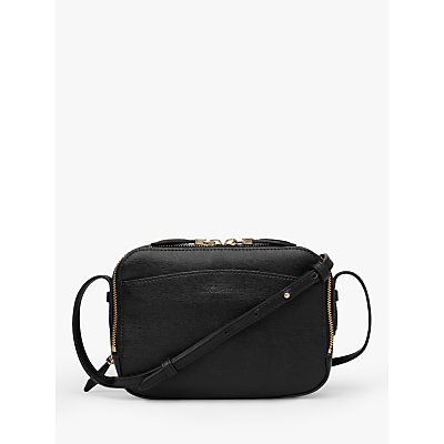 L.K.Bennett Mariel Leather Cross Body Bag