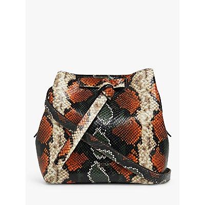 L.K.Bennett Bella Leather Shoulder Bag