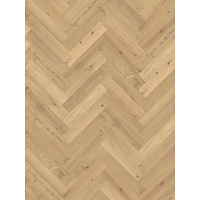 Kahrs Studio Herringbone Engineered Wood Hard Flooring