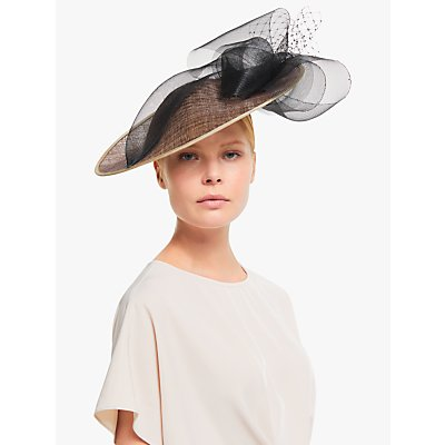 John Lewis & Partners Vanessa Fine Loop Disc Occasion Hat