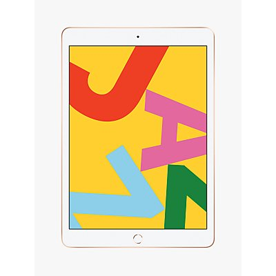 2019 Apple iPad 10.2, A10, iPadOS, Wi-Fi, 32GB