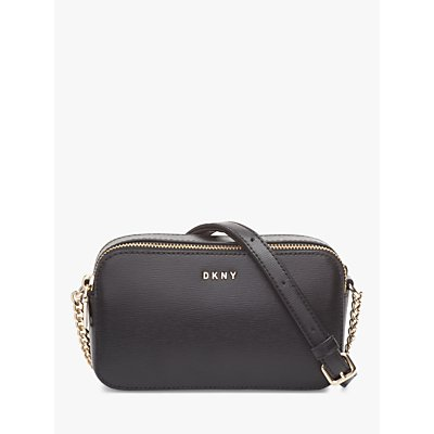DKNY Bryant Leather Camera Cross Body Bag