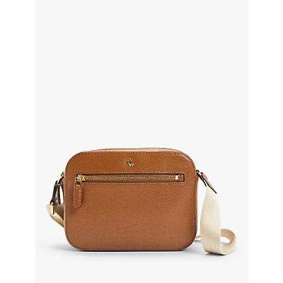 Lauren Ralph Lauren Hayes 20 Leather Cross Body Bag