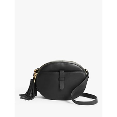 DAY et Rome Cross Body Leather Bag, Black