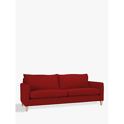 John Lewis & Partners Bailey Small 2 Seater Sofa, Light Leg