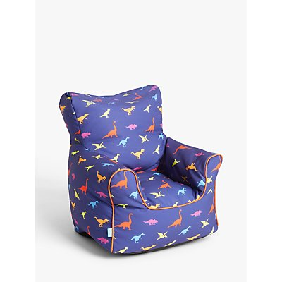 5059139351311 | little home at John Lewis Dennis Dinosaur Bean Bag Chair  Multi