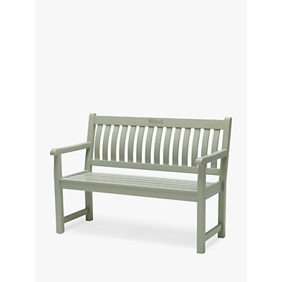 KETTLER RHS Rosemoor 4ft Garden Bench, FSC-Certified (Eucalyptus), Sage