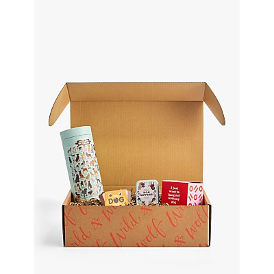 Wild & Wolf Canine Companions Gift Hamper