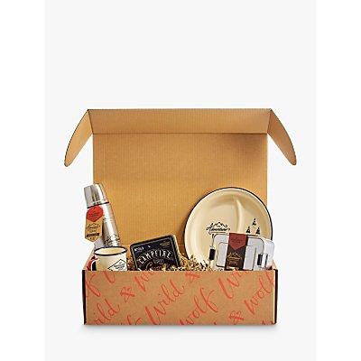 Gentlemen's Hardware The Camper's Gift Hamper