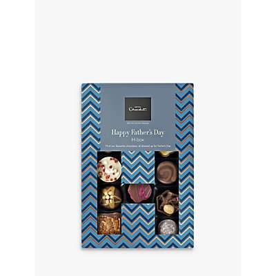Hotel Chocolat Happy Father's Day H-Box, 180g
