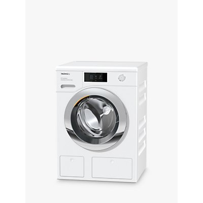 Miele WER865WPS Freestanding Washing Machine, 9kg Load, 1400rpm, A+++ Energy Rating, White