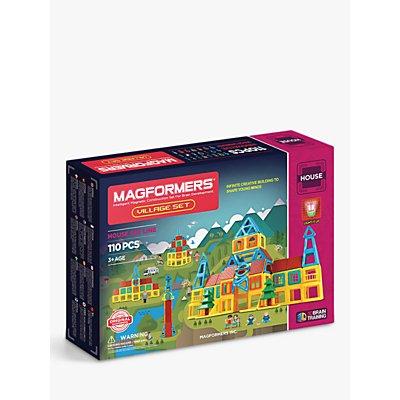 Magformers Village Magnetic Construction Set