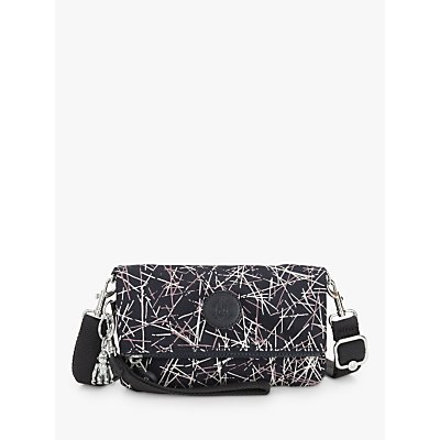 Kipling Lynne Convertible Cross Body Bag, Navy Stick