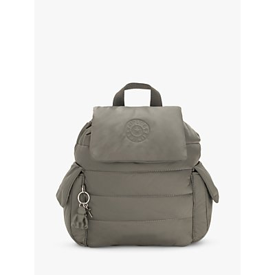 Kipling Manito Puff Backpack  Mountain Grey - 5400879091300