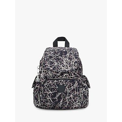 Kipling City Pack Mini Backpack  Navy Stick - 5400879119851
