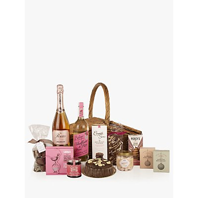 John Lewis & Partners Elegant Afternoon Tea Treats Hamper