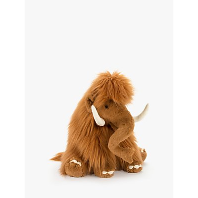 Jellycat Max Mammoth Soft Toy, Large